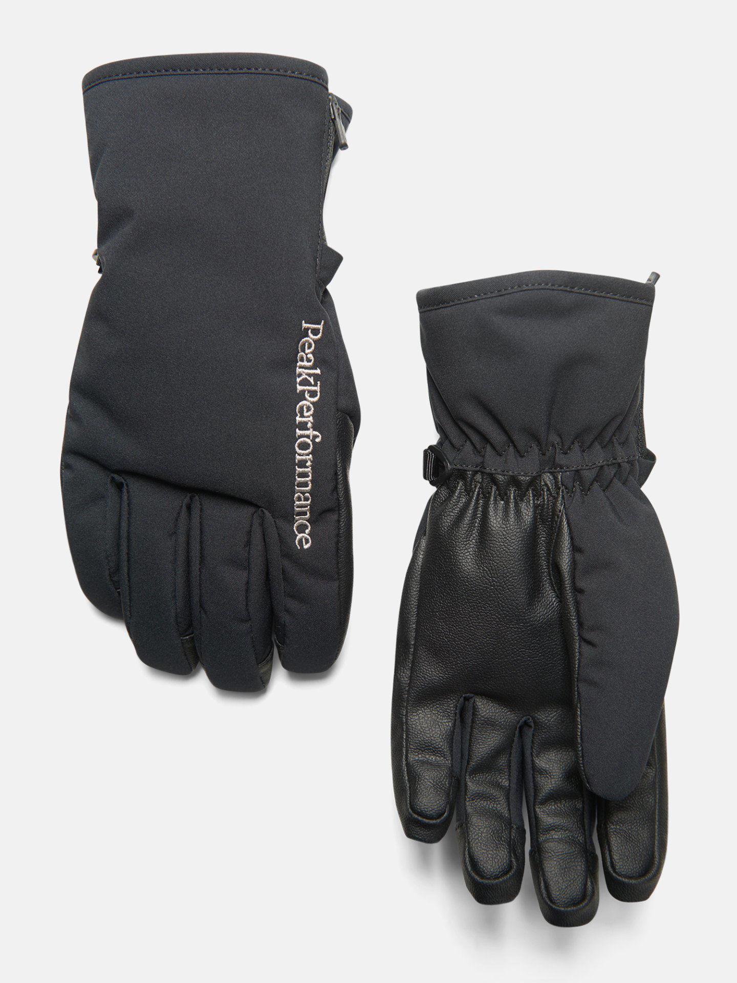Bilde av Peak Performance  JrUnite Glove 050 Black