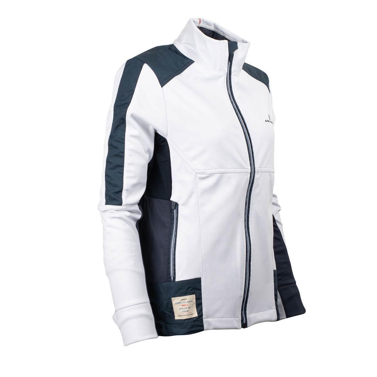 Bilde av Amundsen 5mila jacket women white WJA08.2.001