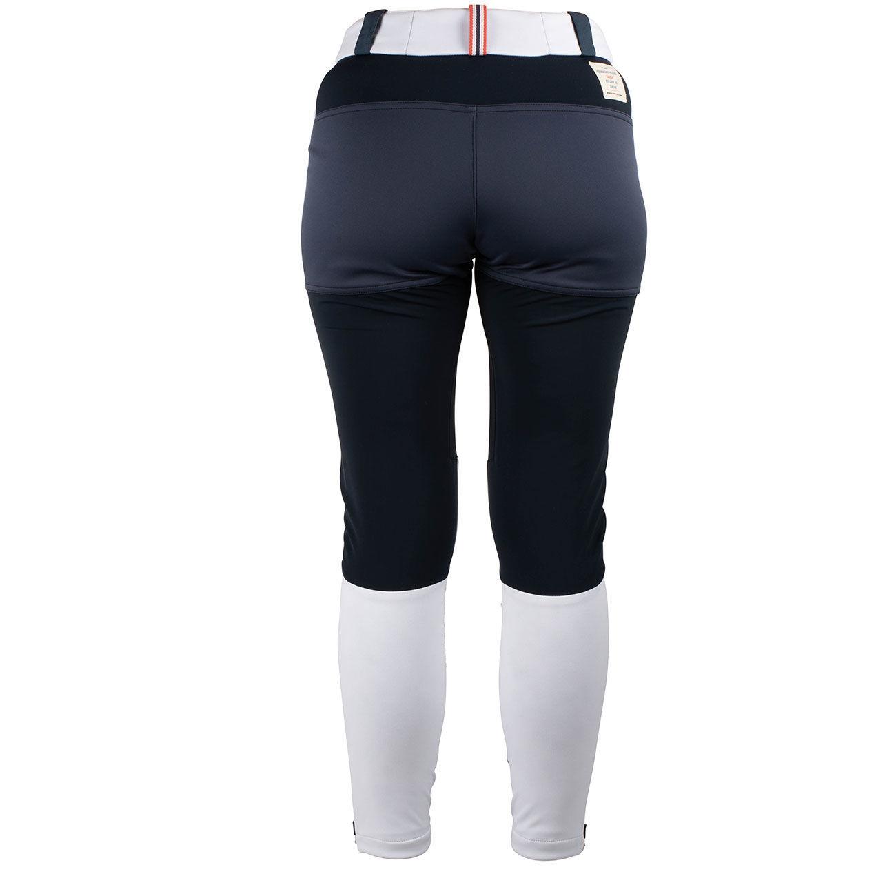 Bilde av Amundsen 5mila pants women white WPA08.1.001