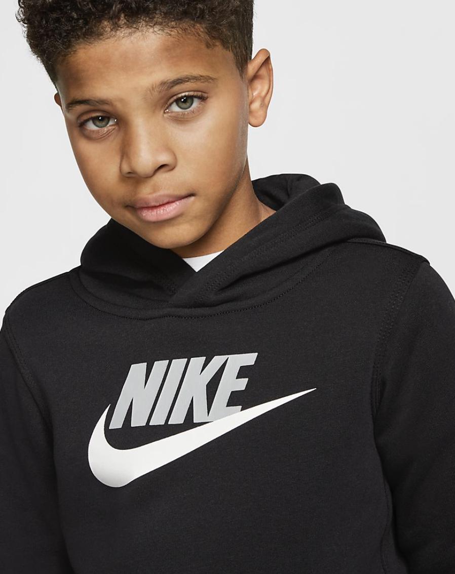 Bilde av Nike jr Boys Nsw Club + Hbr Po CJ7861-011