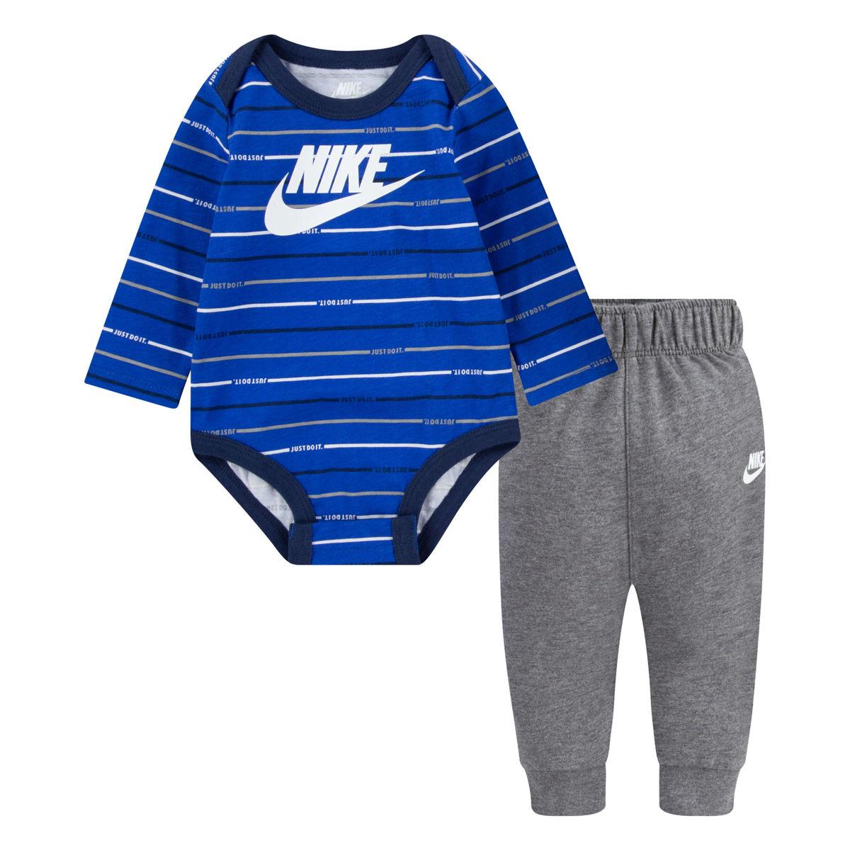 Bilde av Nike baby boy bodysuit 56H032-GEH
