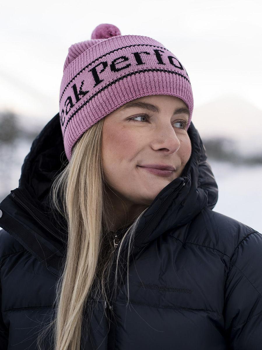 Bilde av Peak Performance  Aura  Hat 53A Frosty Rose