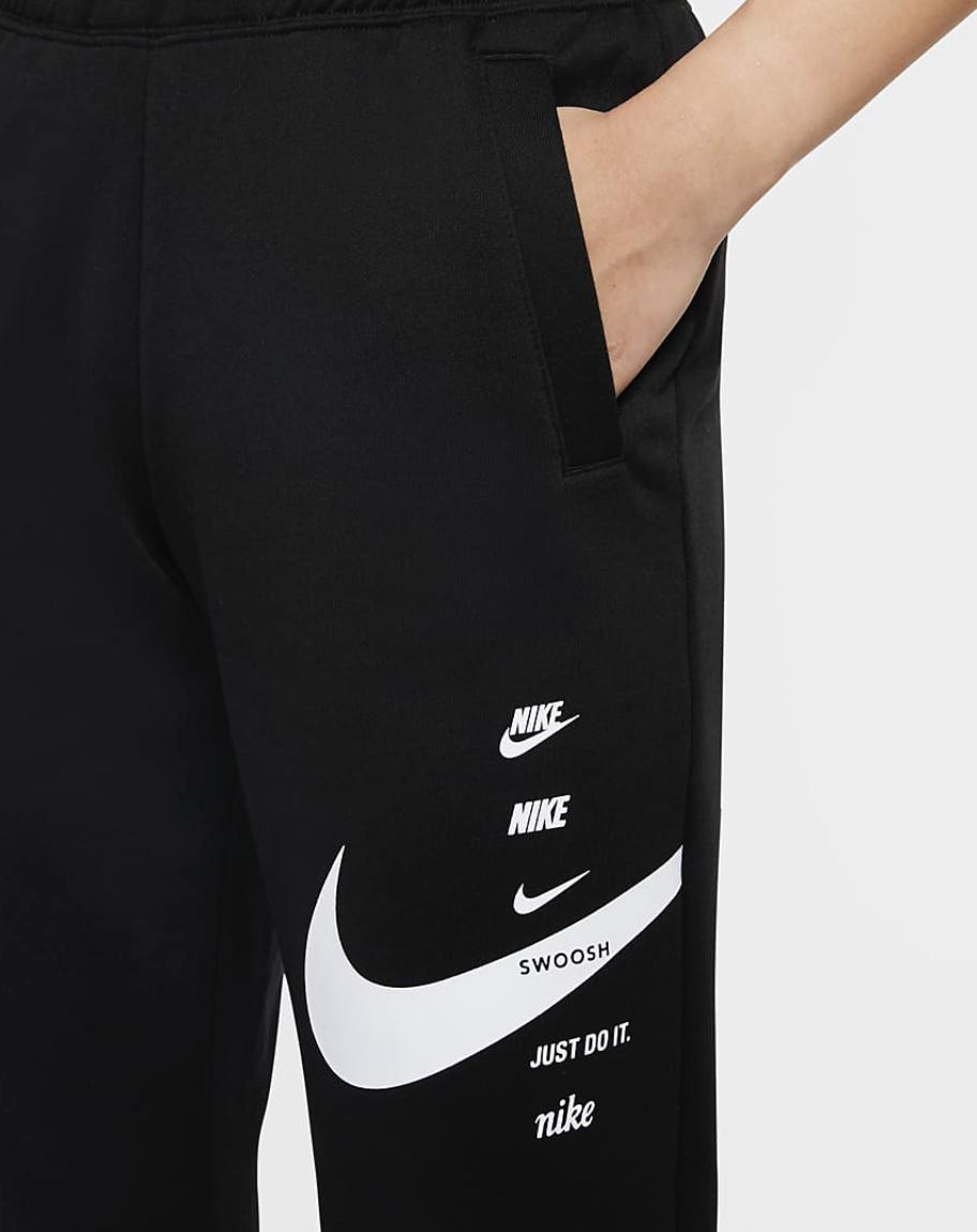 Bilde av Nike W pant flc CU5631-011
