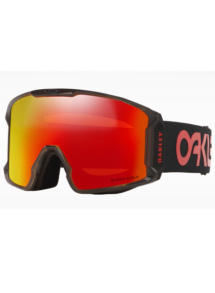 Bilde av Oakley LM XL, ScottyJ SIG Crystal Black w/Prizm Torch GBL