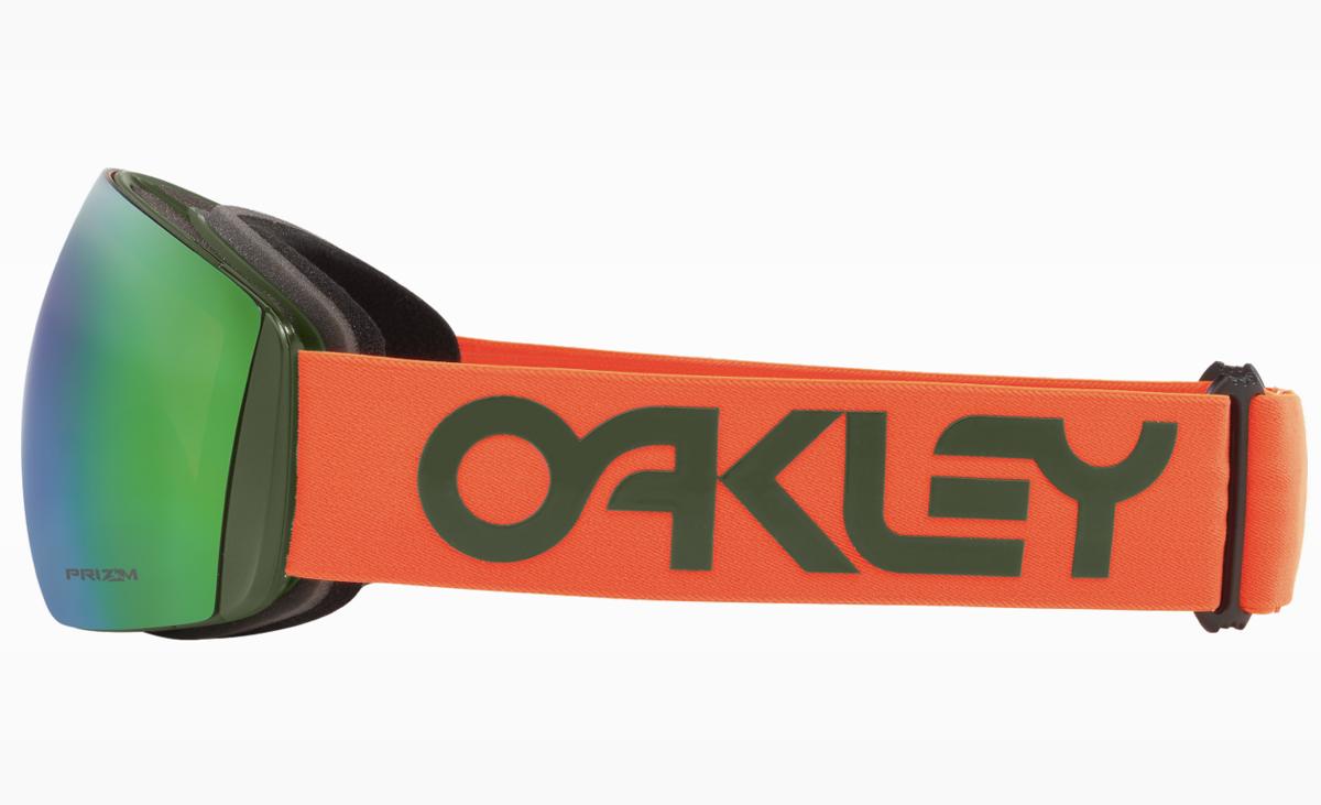 Bilde av Oakley  Flight Deck XL FP, Orange DkBsh w/Prizm Jade GBL