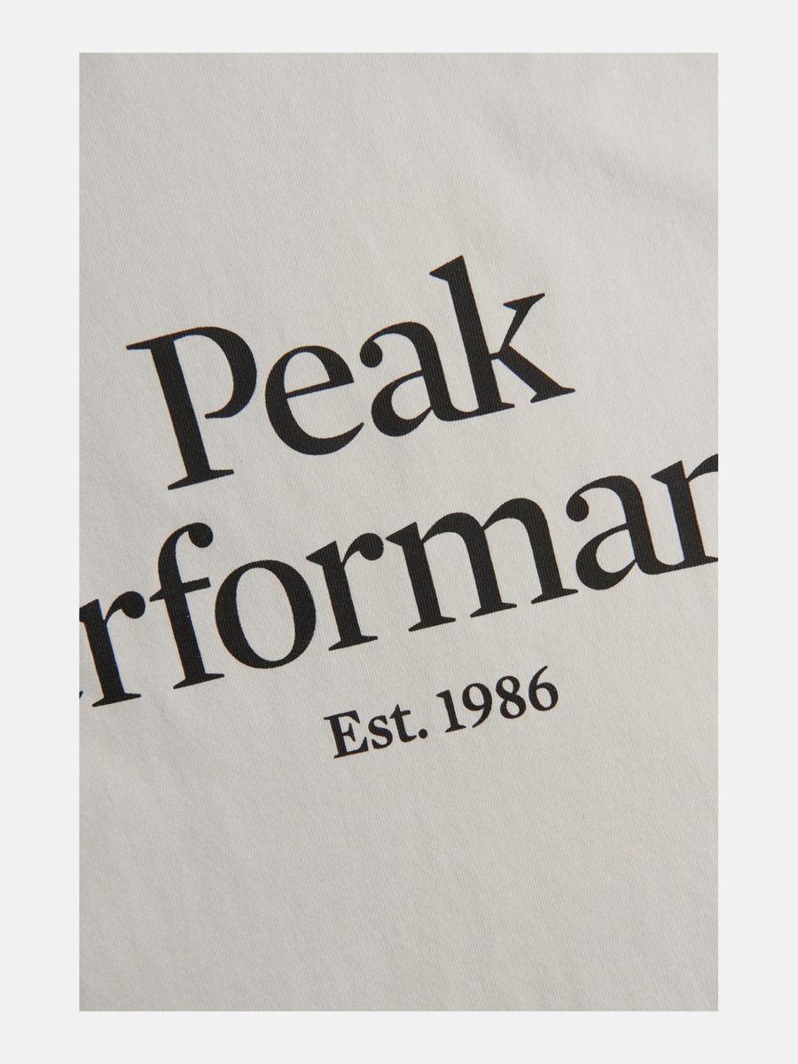 Bilde av Peak Performance  M Original Tee Antarctica