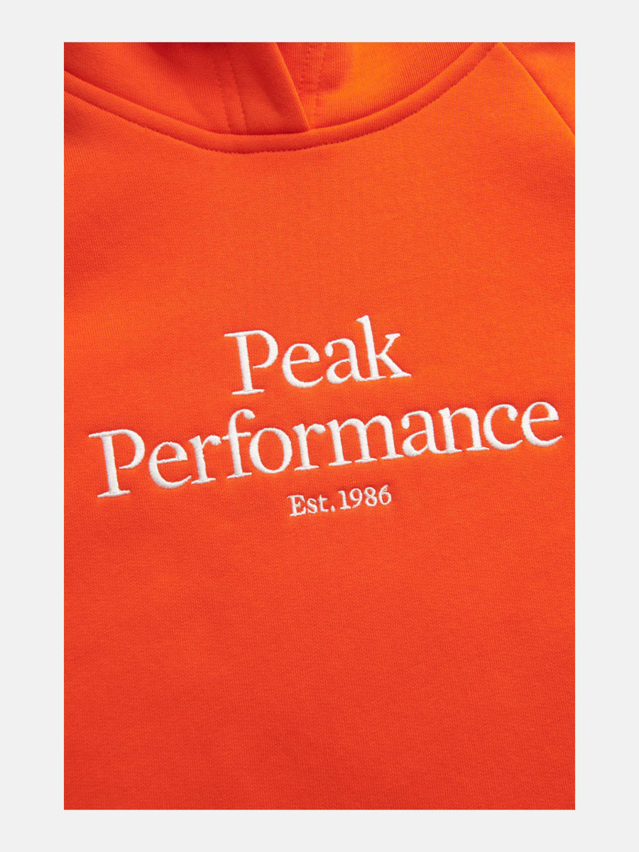 Bilde av Peak Performance  W Original Hood 020 Super Nova