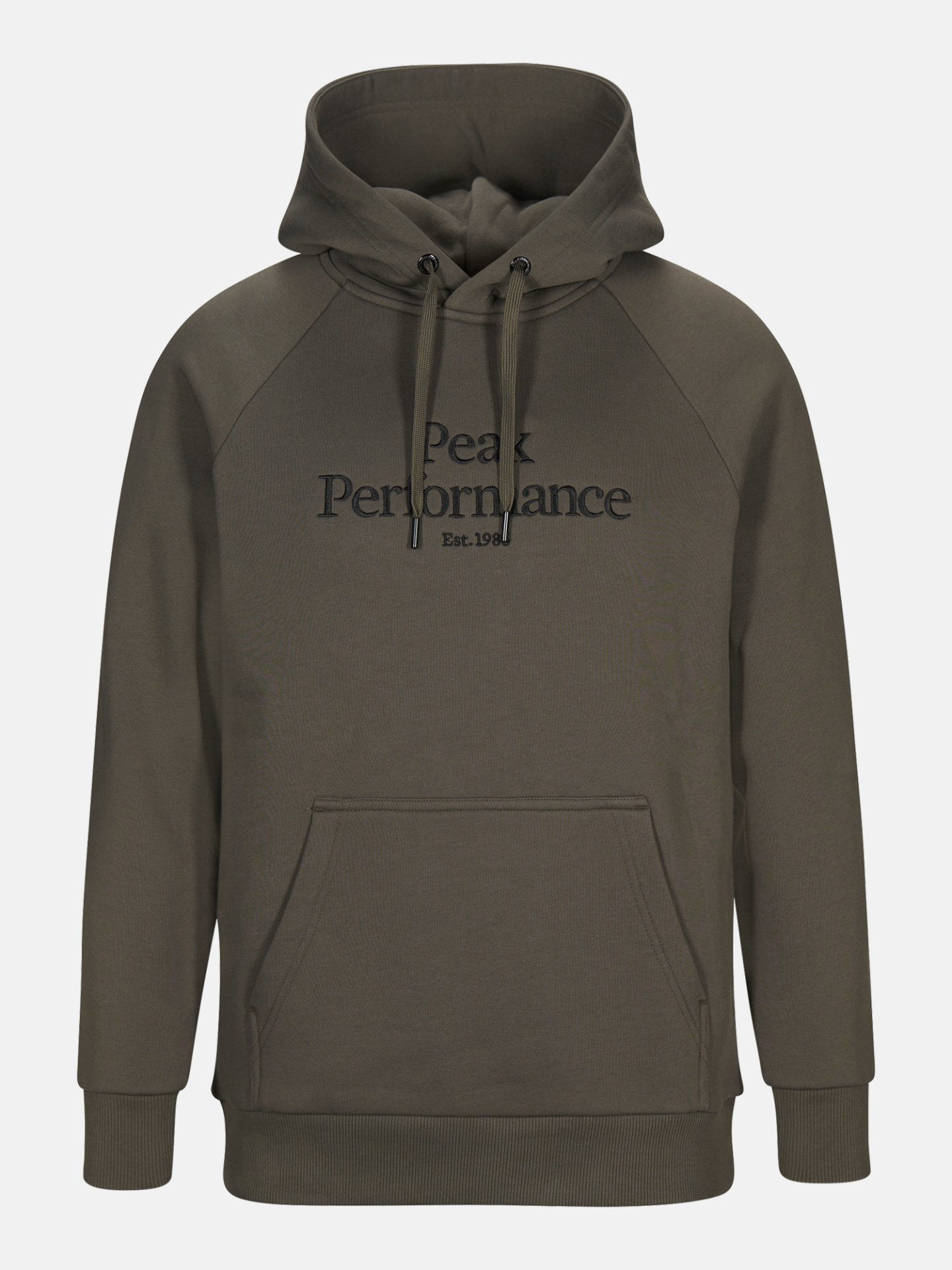Bilde av Peak Performance  M Original Hood 010 Black Olive