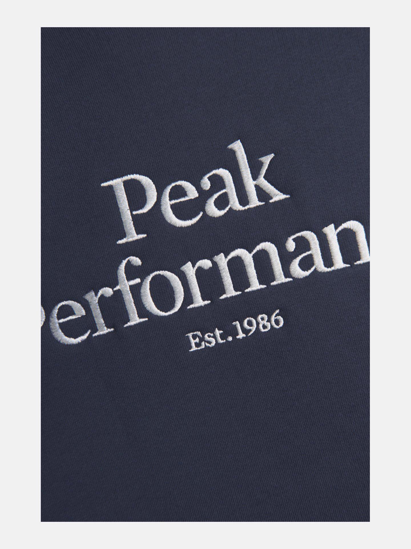 Bilde av Peak Performance  M Original Hood 020 Blue Shadow