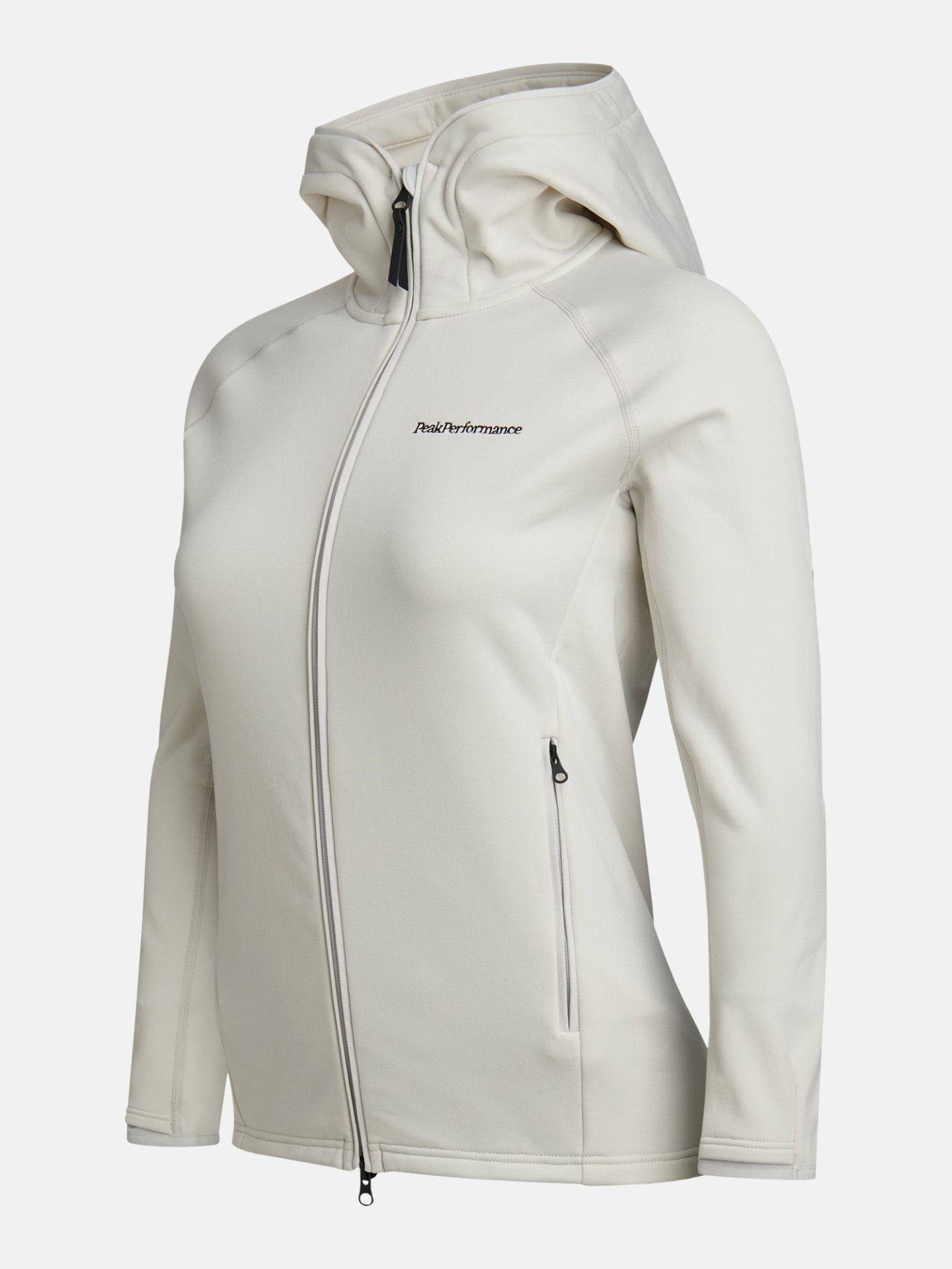 Bilde av Peak Performance  W Chill Zip Hood 050 Antarctica