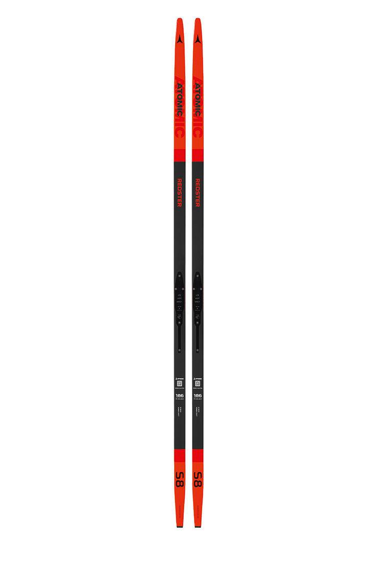 Bilde av Atomic Redster S 8 Skate 186 med binding
