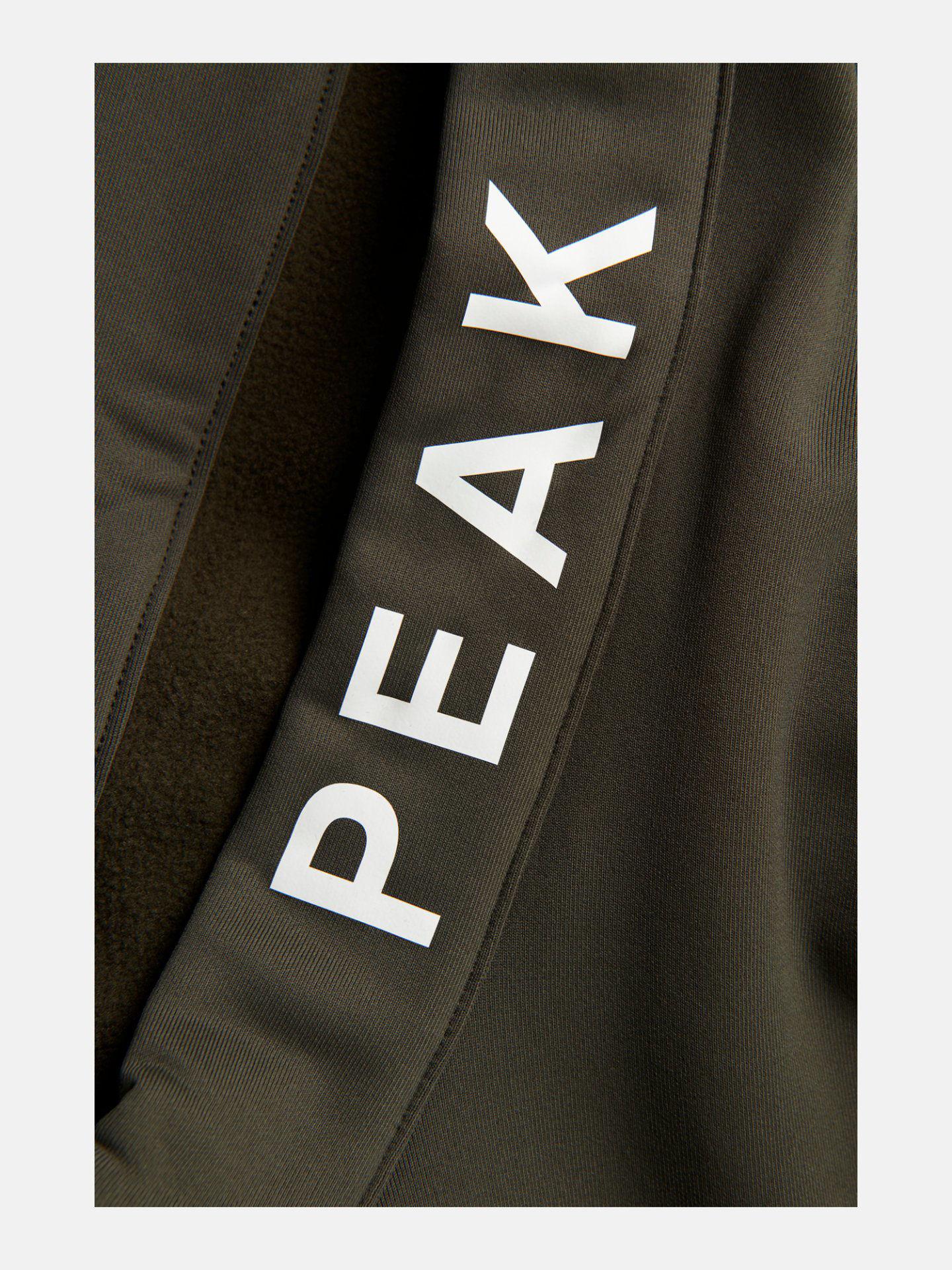 Bilde av Peak Performance  M Rider Zip Hood 010 Black Olive