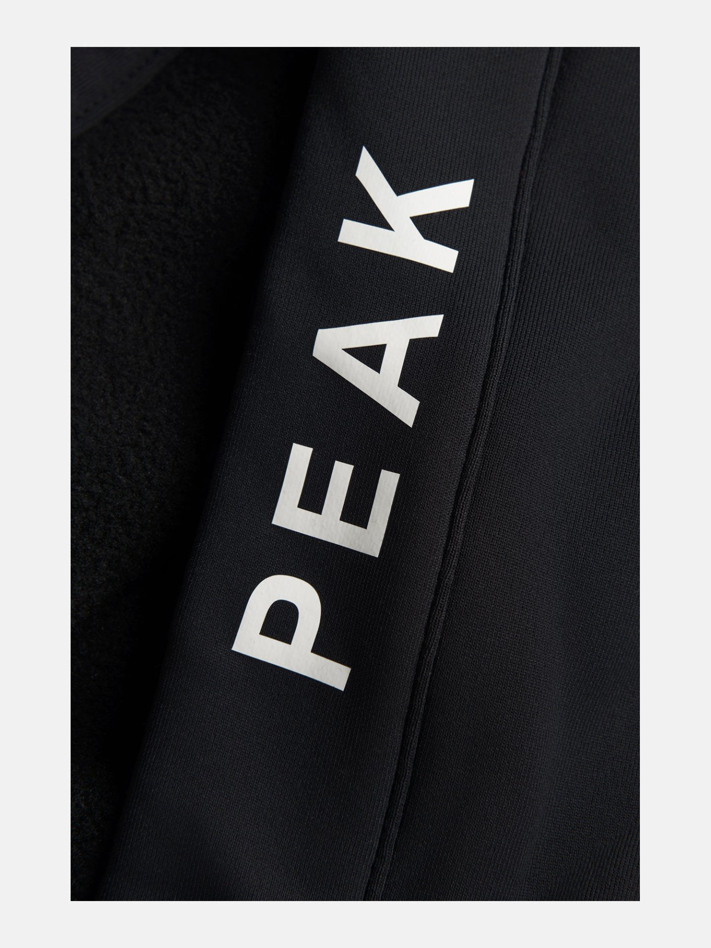 Bilde av Peak Performance  Jr Rider Zip Hood 040 Black