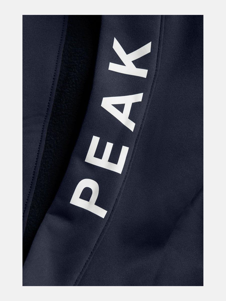 Bilde av Peak Performance  W Rider Zip Hood 010 Blue Shadow