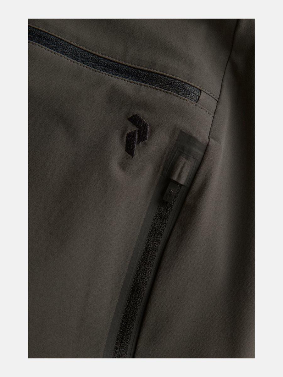 Bilde av Peak Performance  M Light Softshell V Pants 010 Black Olive