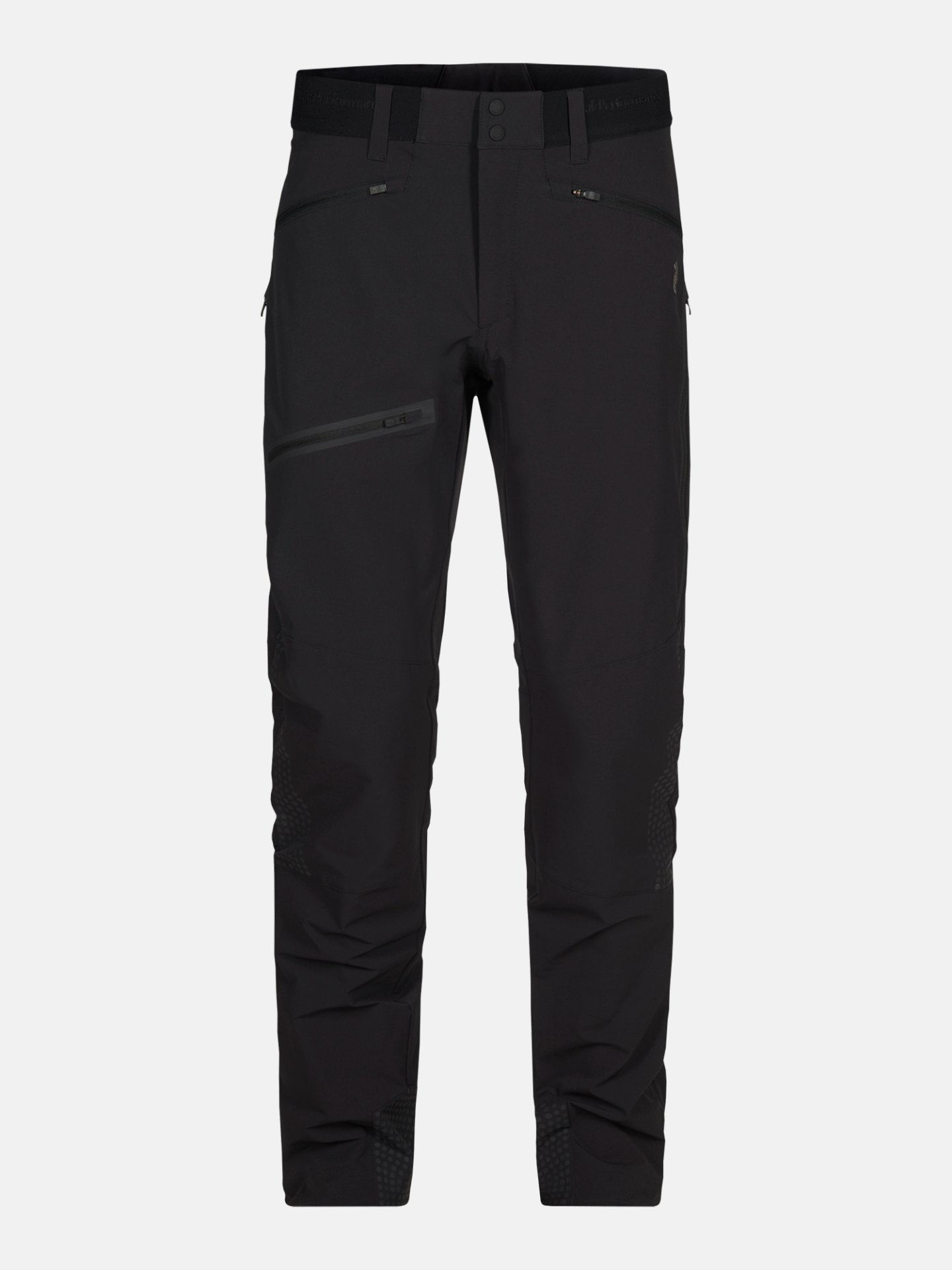 Bilde av Peak Performance  M Light Softshell V Pants 020 Black