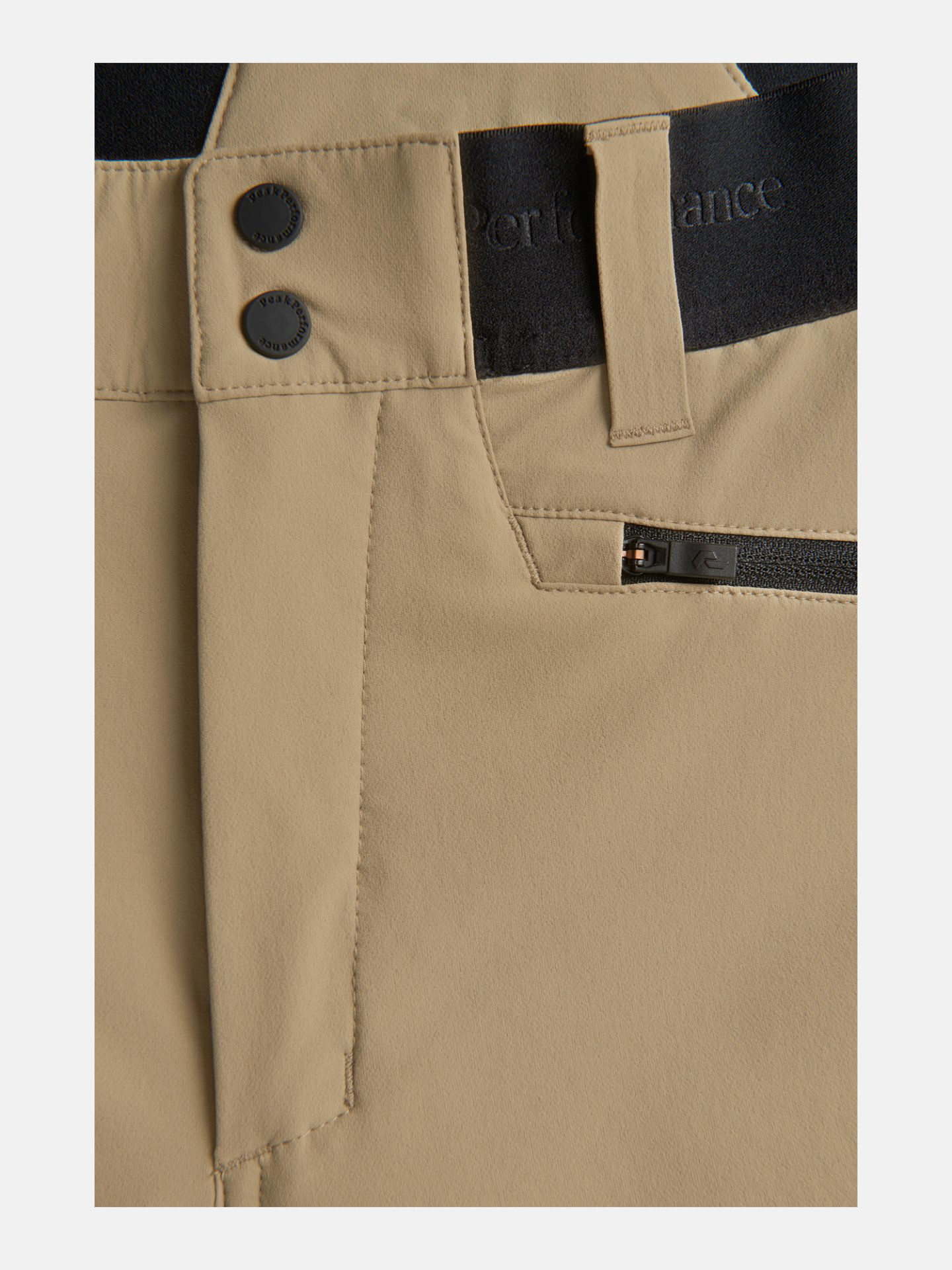Bilde av Peak Performance  M Light Softshell V Pants 030 True Beige