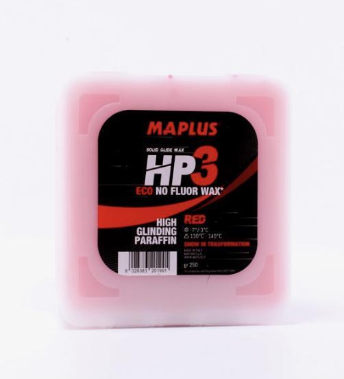 Bilde av Maplus HP3 ECO RED no fluor Wax