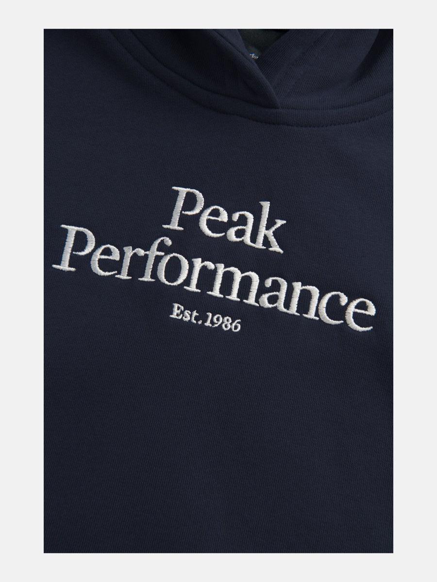 Bilde av Peak Performance  Jr Original Hood 030 Blue Shadow