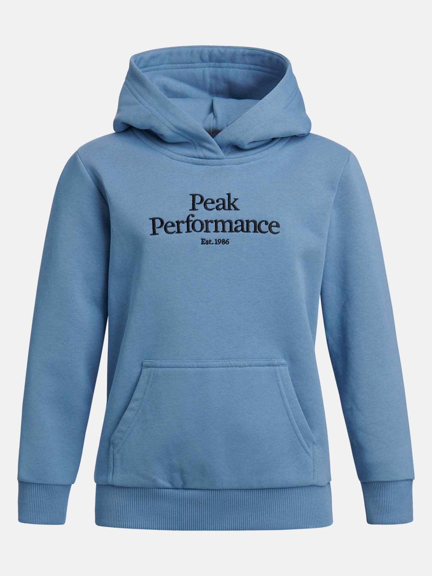 Bilde av Peak Performance  Jr Original Hood 060 Dark Haze