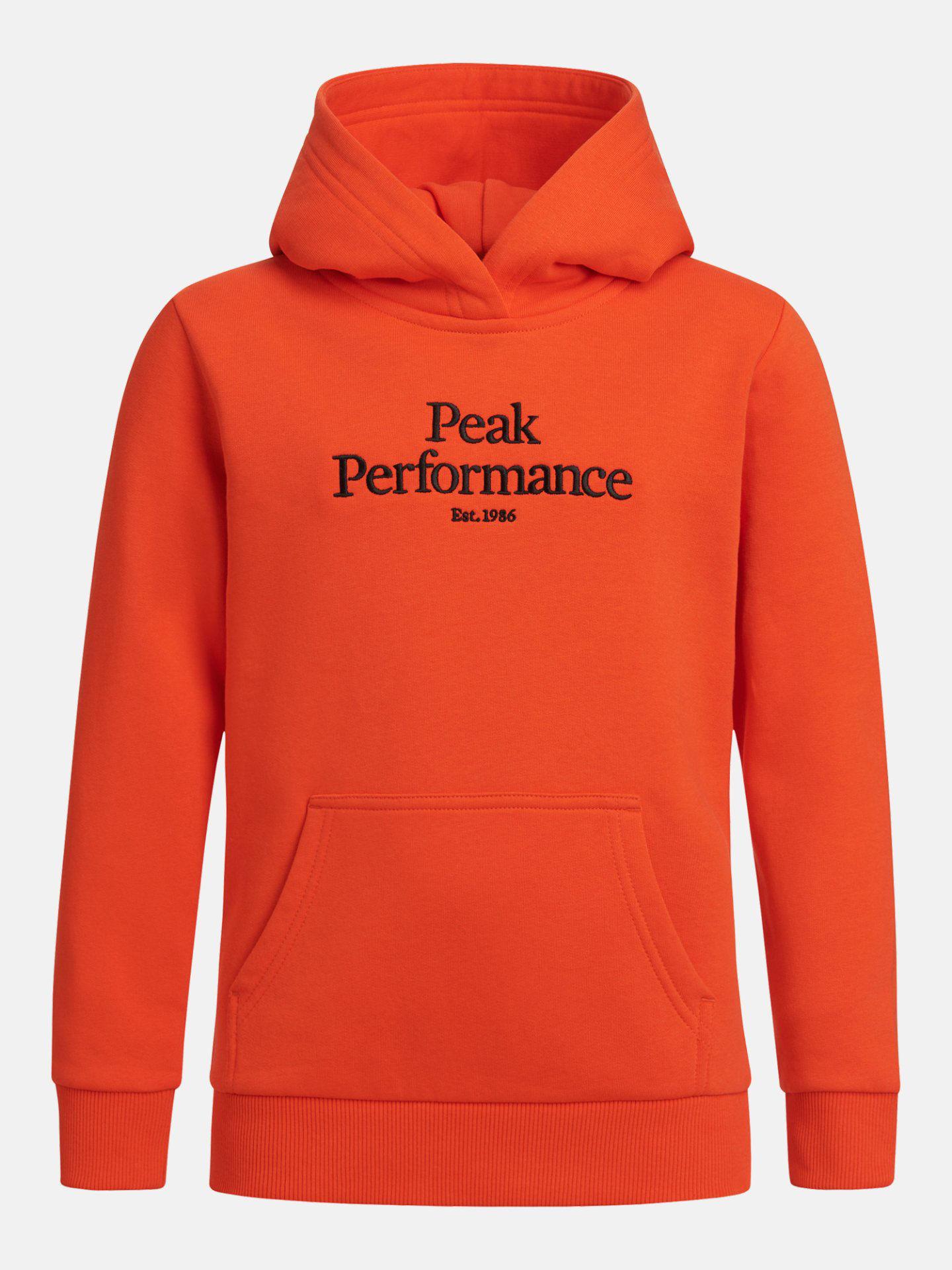 Bilde av Peak Performance  Jr Original Hood 040 Super Nova