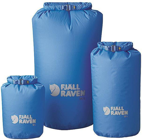 Bilde av Fjällräven  Waterproof Packbag 70 L 525 Un Blue