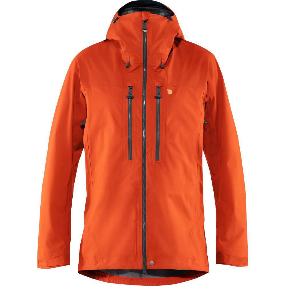 Bilde av Fjällräven  Bergtagen Eco-Shell Jacket M 208 Hokkaido Orange