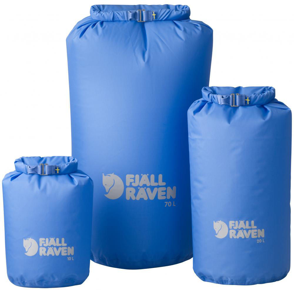 Bilde av Fjällräven  Waterproof Packbag 10 L 525 Un Blue