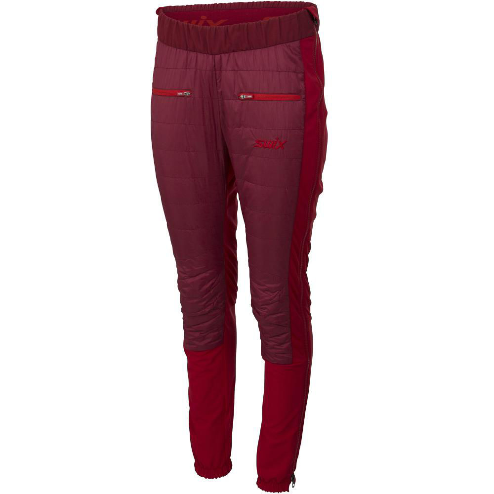 Bilde av Swix Horizon pants W Swix Red