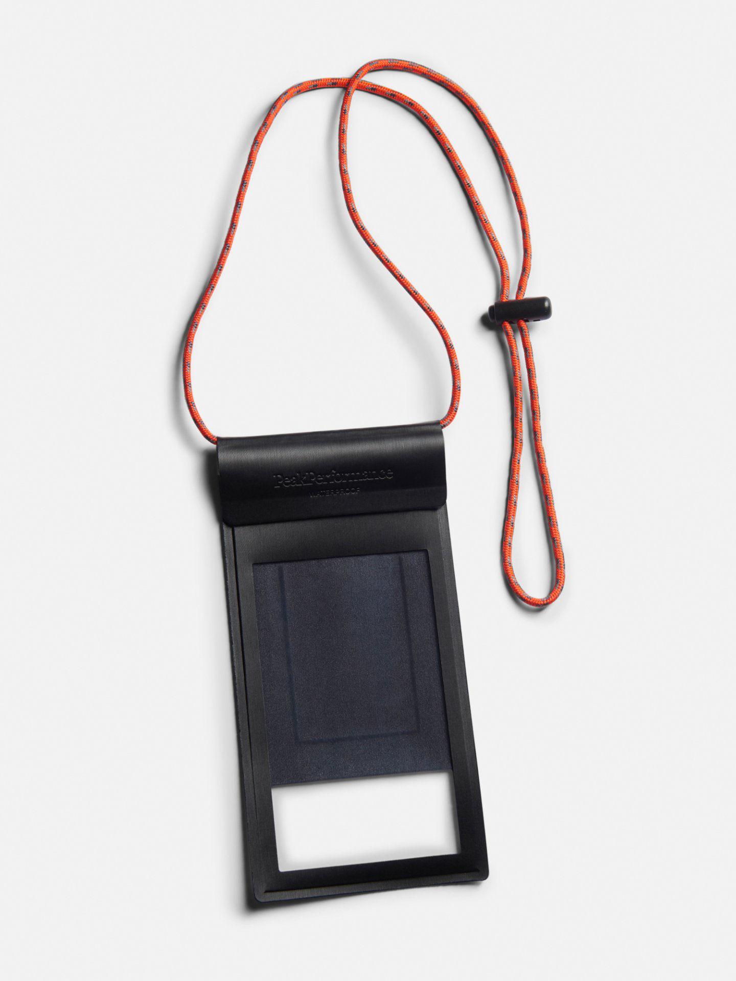 Bilde av Peak Performance  Phone Case Pouch 010 Black