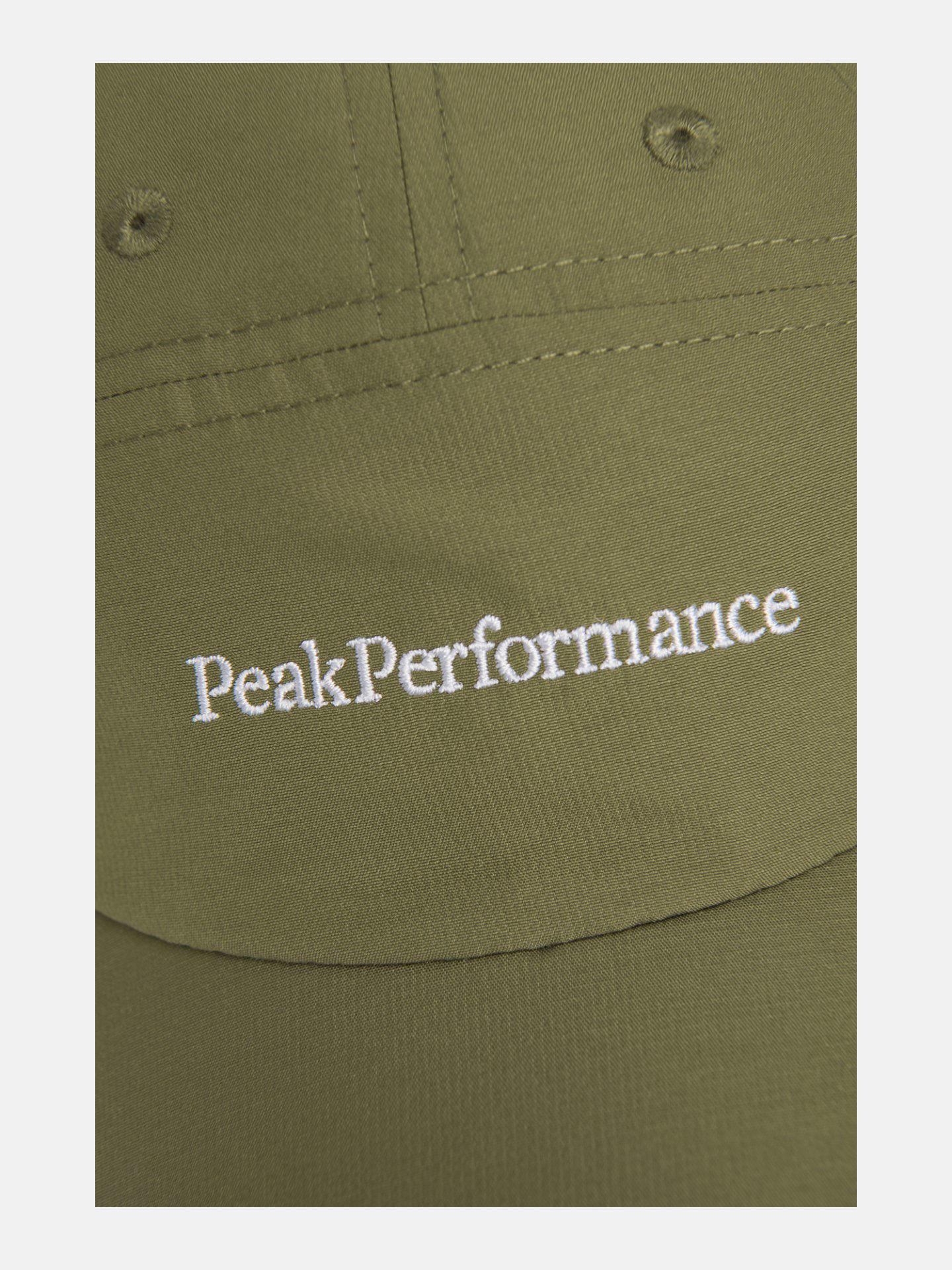 Bilde av Peak Performance  Tech Cap 010 Black Olive