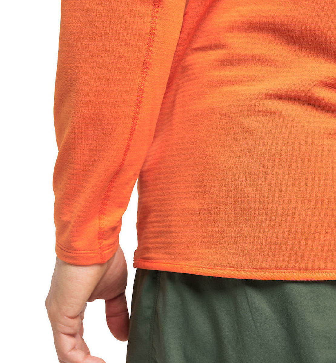 Bilde av Haglöfs  L.I.M Mid Jacket Men 4N8 Flame Orange