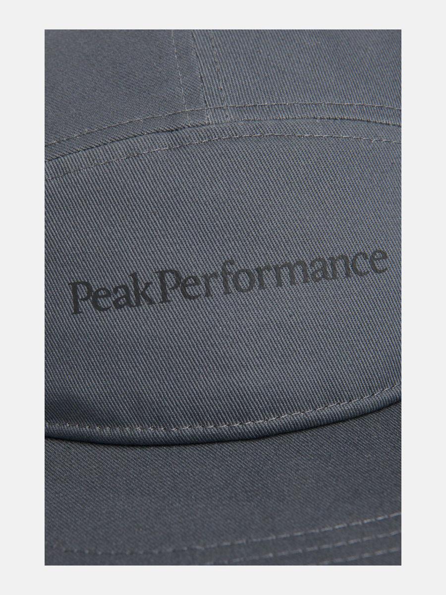 Bilde av Peak Performance  5 Panel Cap 010 Deep Earth