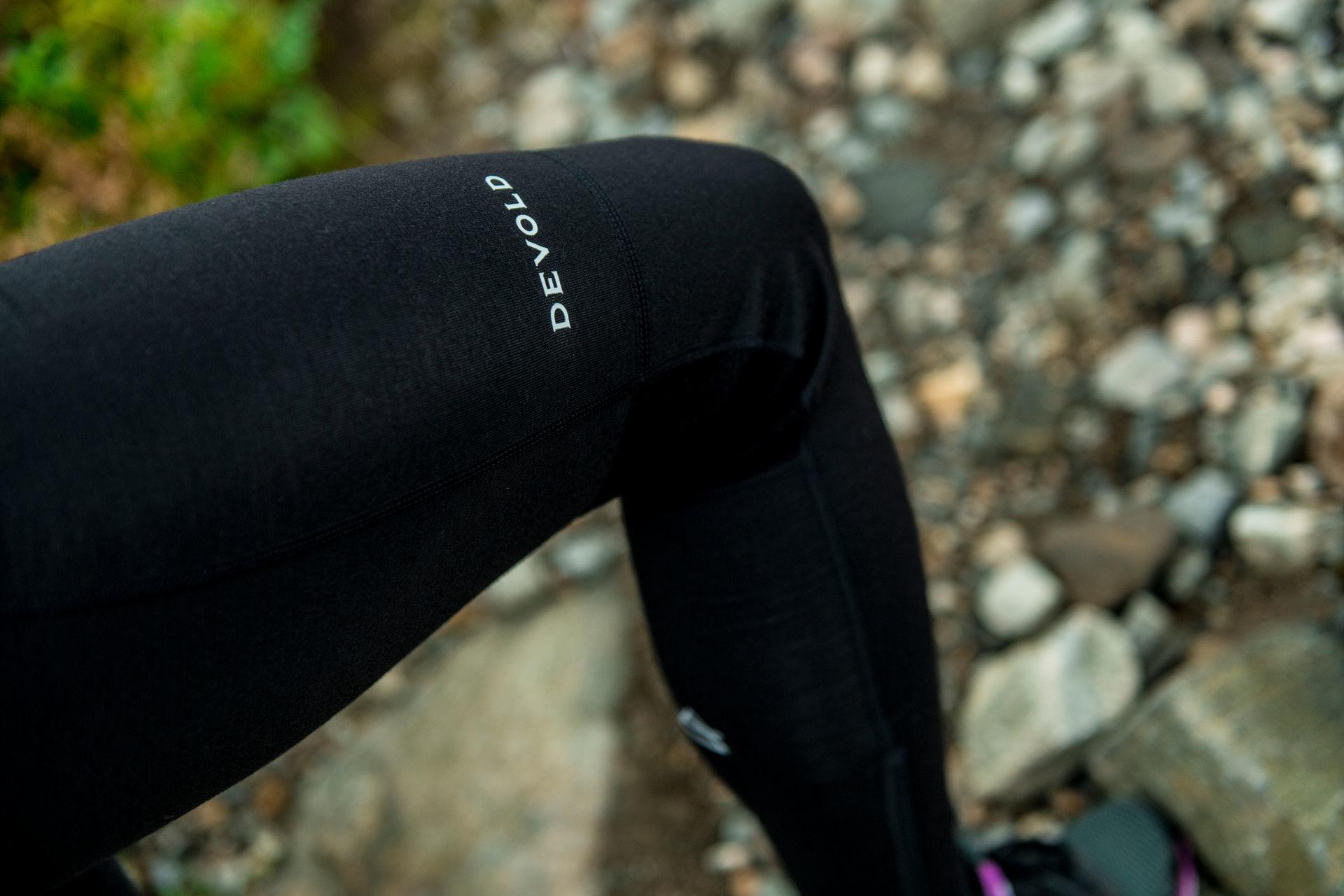 Bilde av Devold  Running Woman Tights 960A Caviar