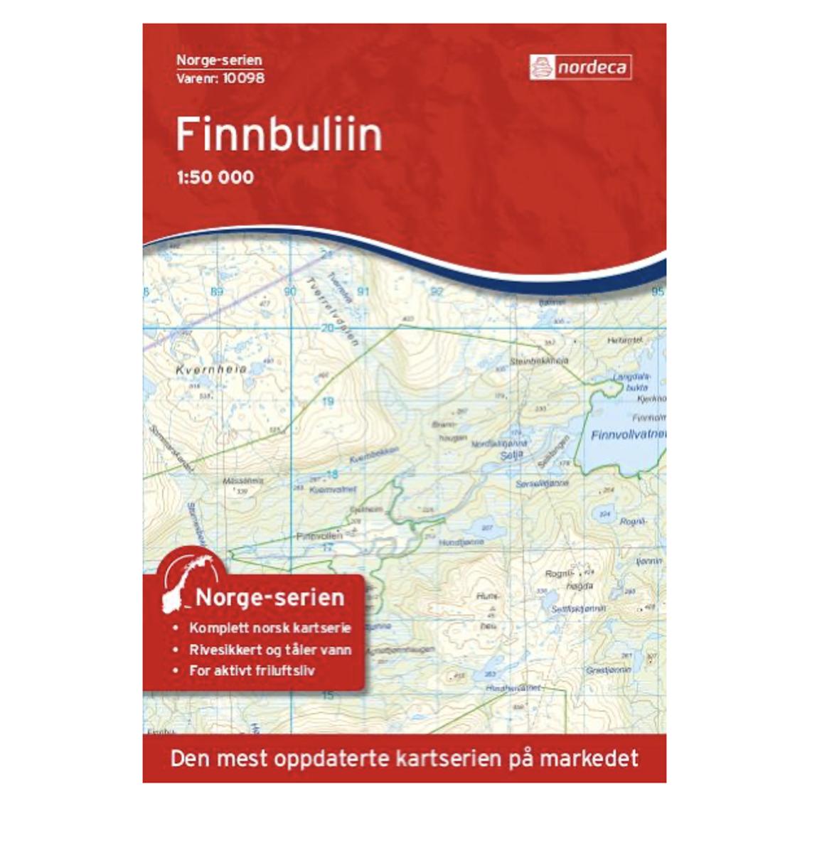 Bilde av Nordeca  Finnbuliin