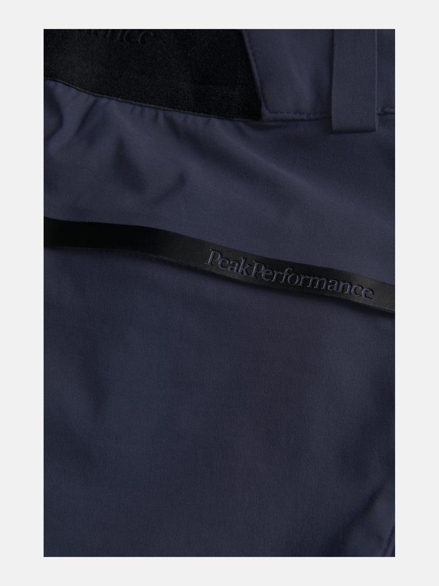 Bilde av Peak Performance  W Iconiq Long Shorts 010 Blue Shadow