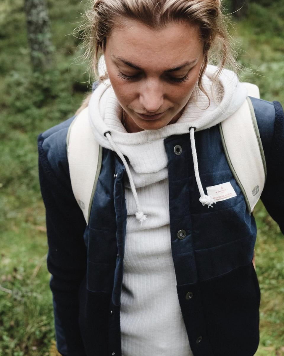 Bilde av Amundsen Boiled hoodie womans WSW14.1.600