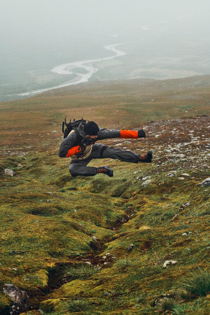 Bilde av Peak Performance  M Vislight C Jacket 030 Celsian Beige