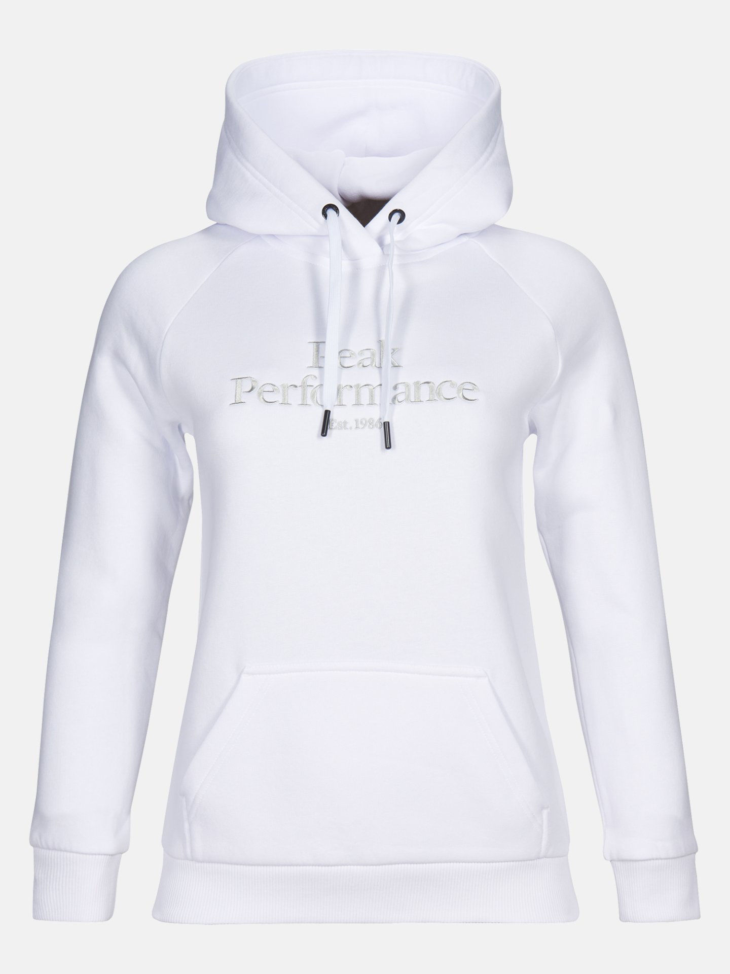 Bilde av Peak Performance  W Original Hood 130 White