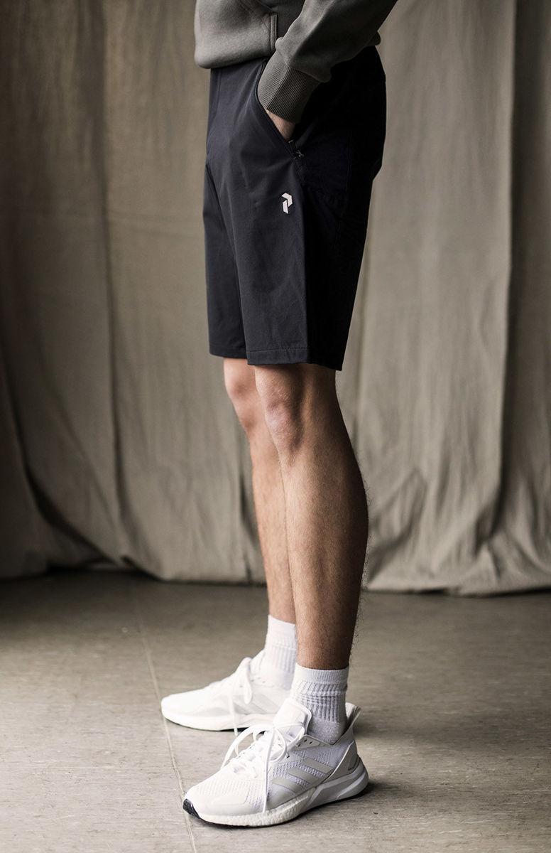 Bilde av Peak Performance  M Light Softshell Shorts 020 Black