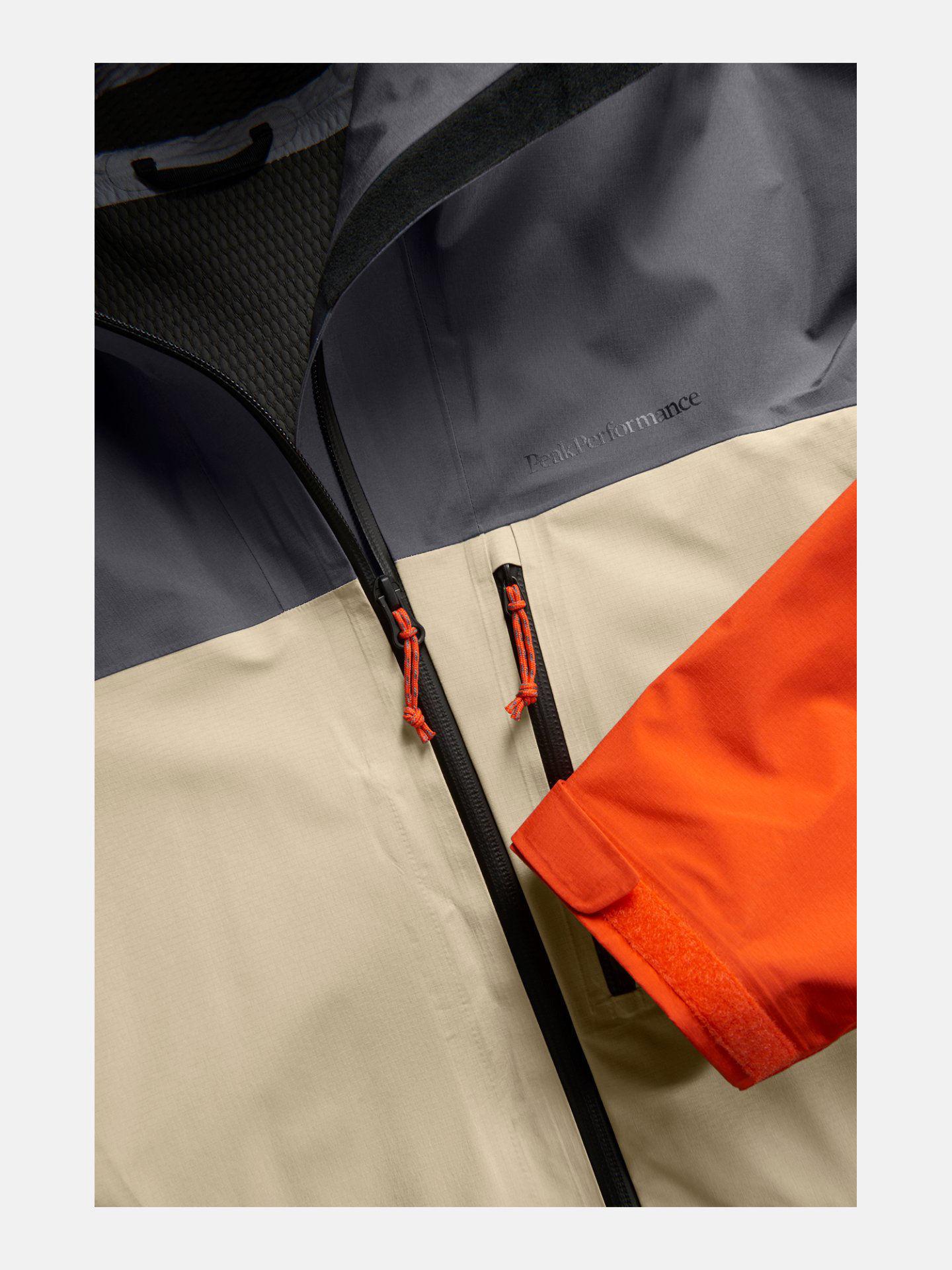 Bilde av Peak Performance  W Vislight C Jacket 010 Celsian Beige