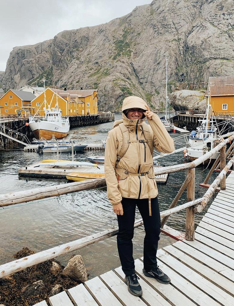 Bilde av Haglöfs  L.I.M Jacket Women 007 Sand