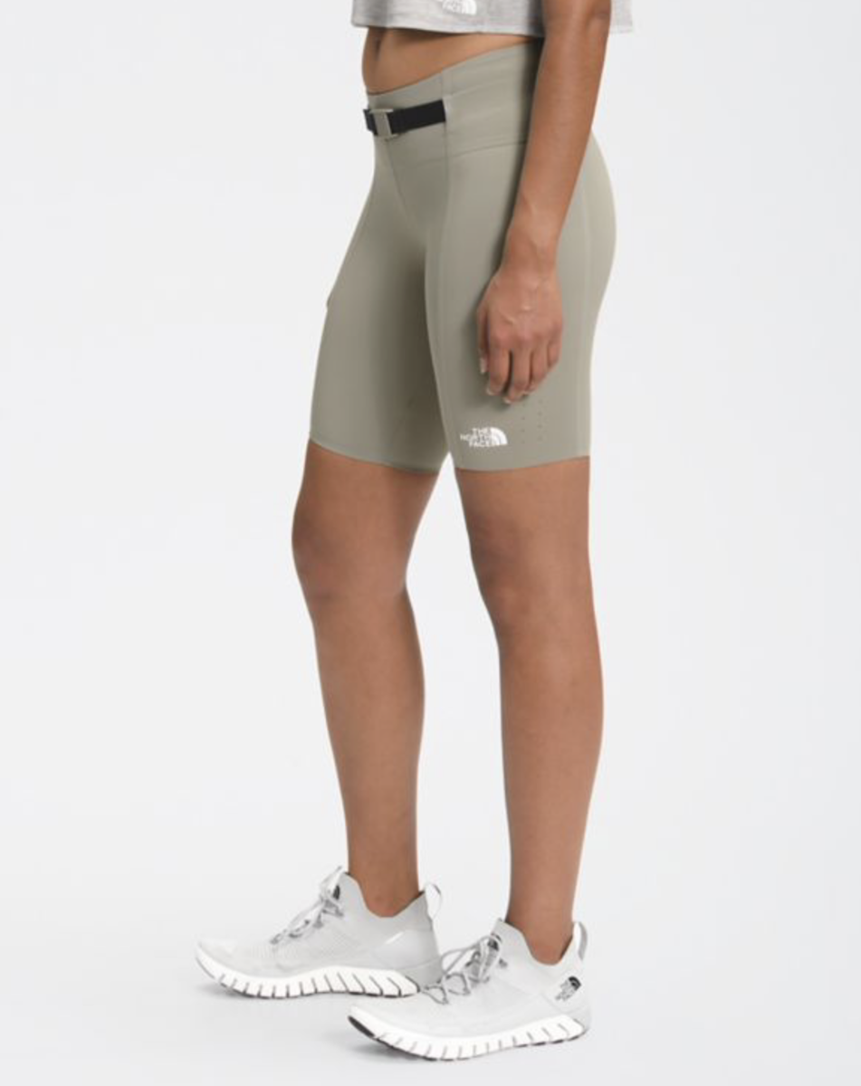Bilde av The North Face W Waist Pack Short, Mineral Grey