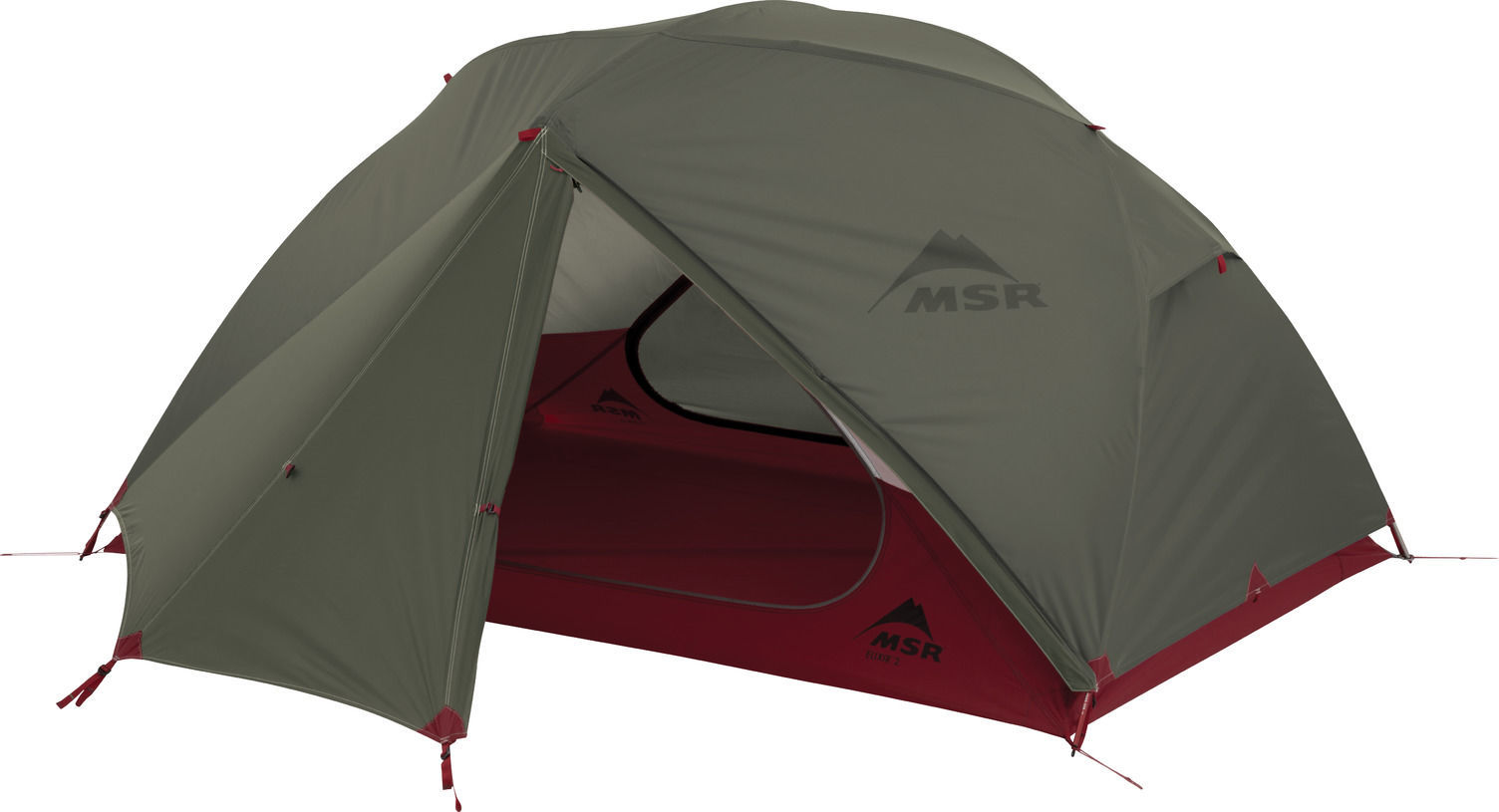 Bilde av Msr Elixir 2 Tent V2-Green