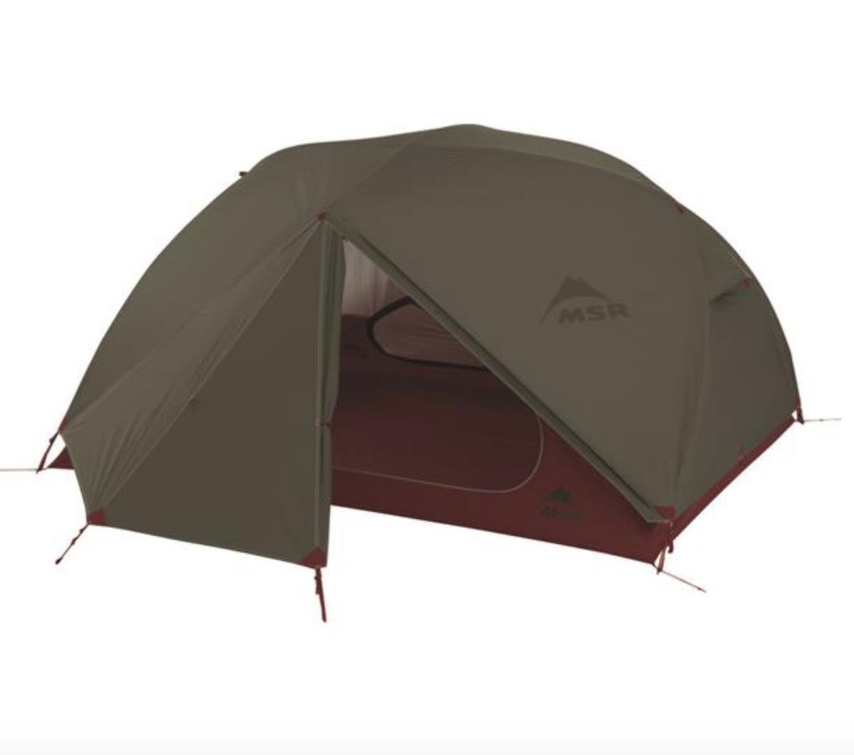 Bilde av Msr Elixir 3 Tent V2-Green