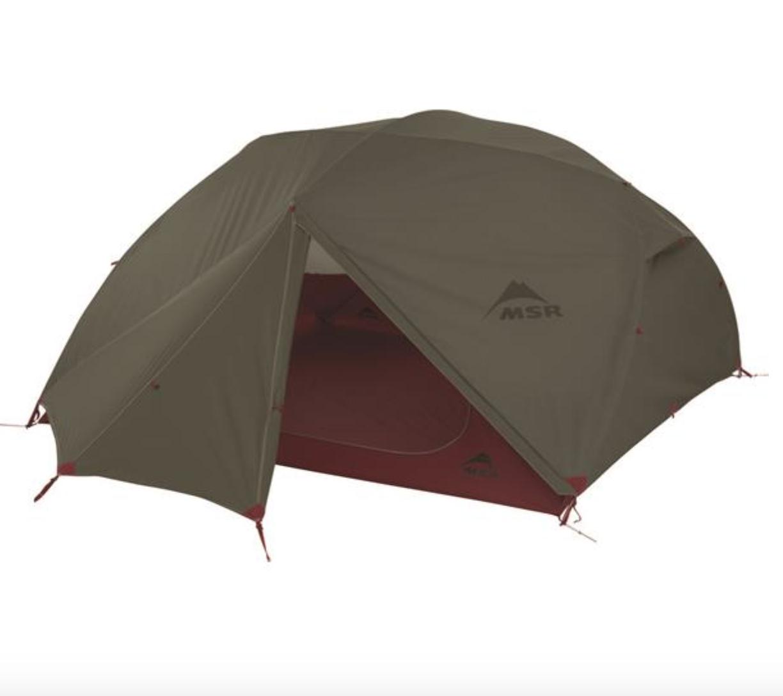 Bilde av Msr Elixir 4 Tent V2-Green