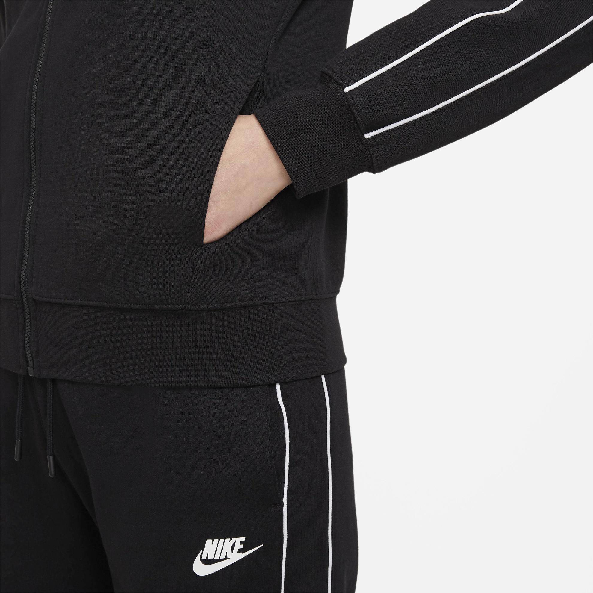 Bilde av Nike  W NSW MLNM ESSNTL FLC FZ HDY CZ8338-010