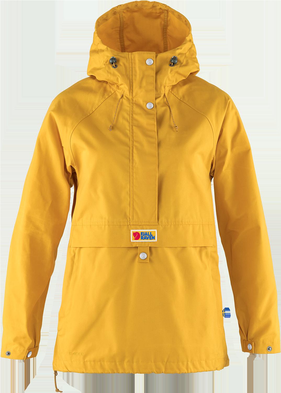 Bilde av Fjällräven  Vardag Anorak W 161 Mustard Yellow