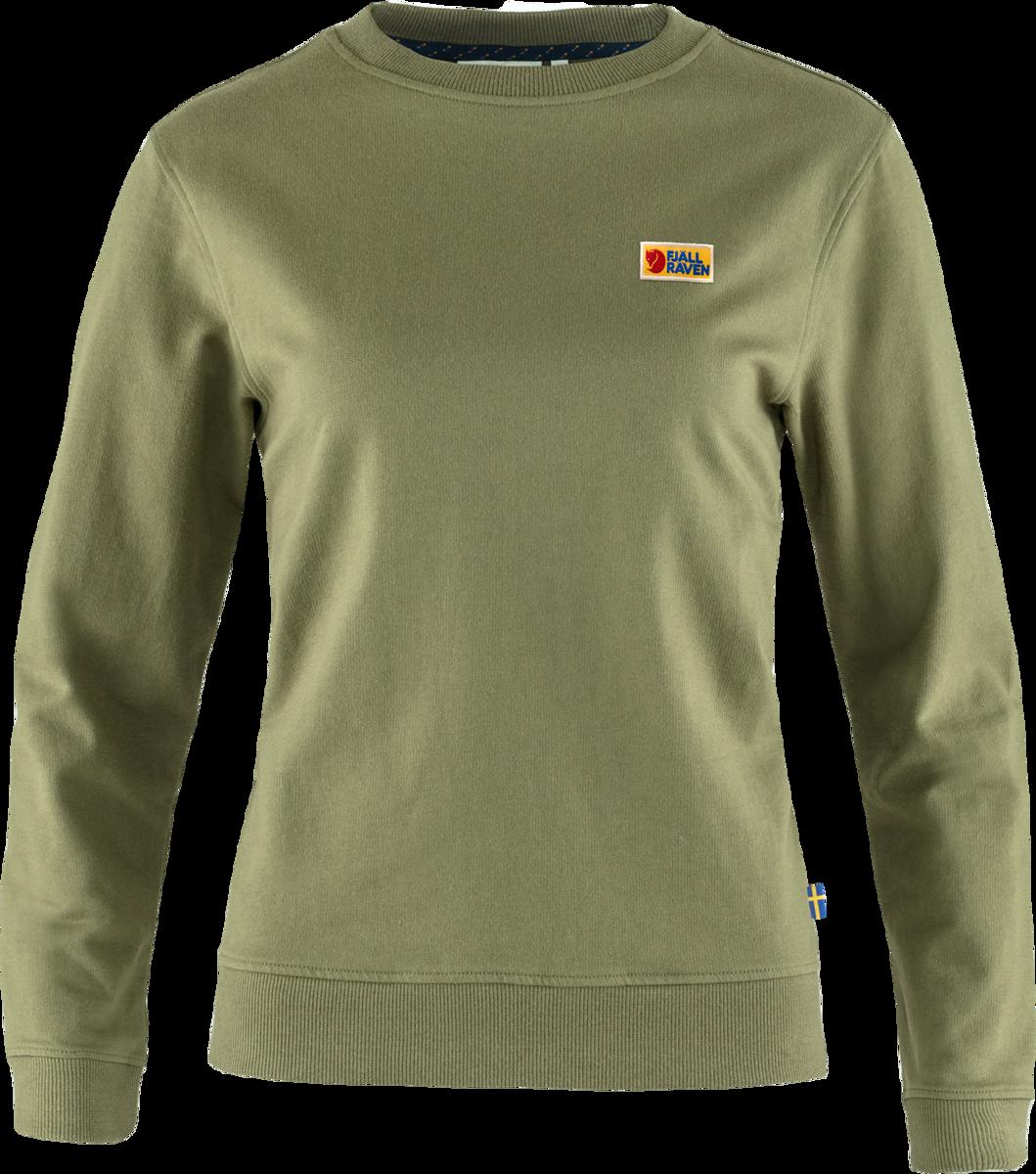 Bilde av Fjällräven  Vardag Sweater W 620 Green