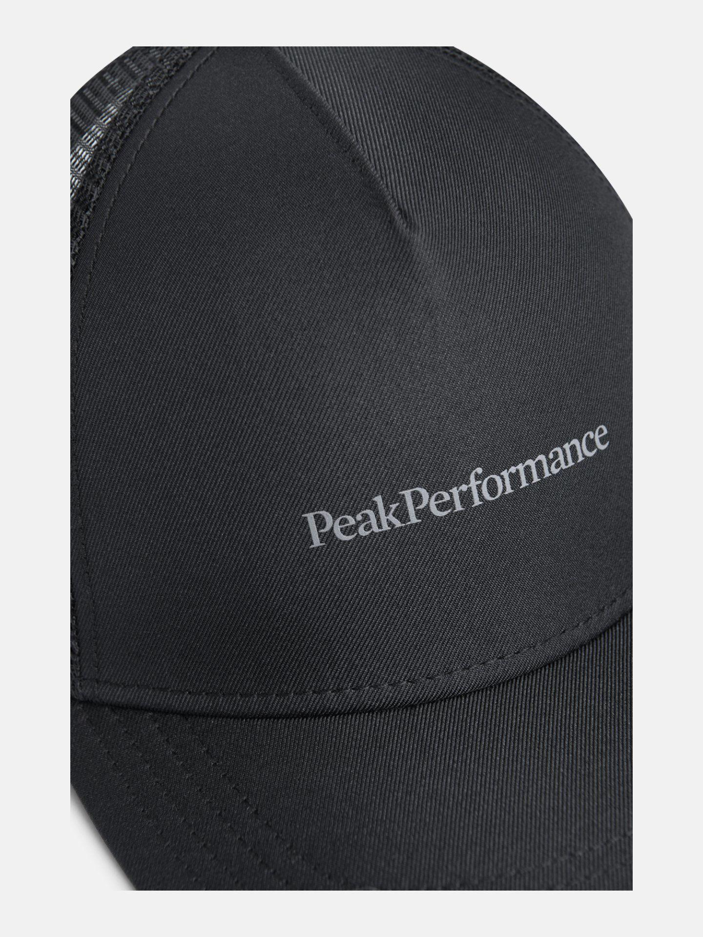 Bilde av Peak Performance  Pp Trucker Cap 030 Black